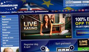 CasinoEuro live