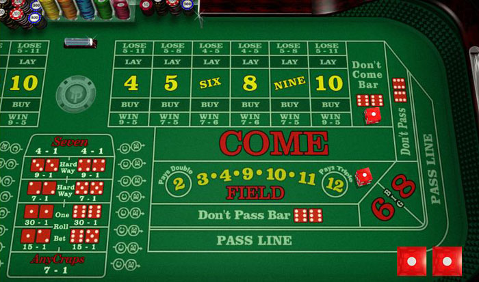 free casino games craps