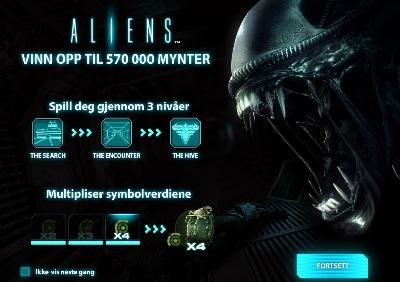 unibet - aliens