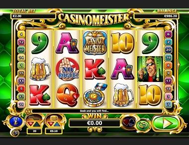 Casinomeister-Slot