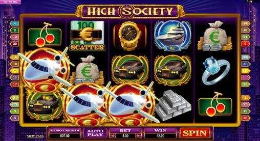 High Society 03