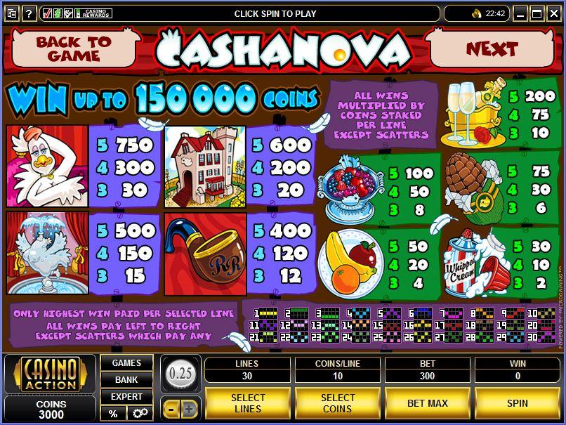 Cashanova 04