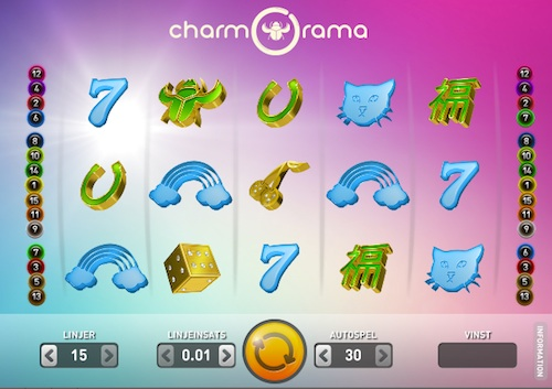 Charmorama-videoslot