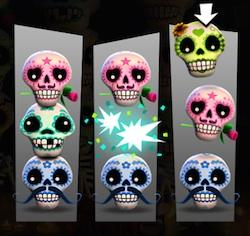 Esqueleto-Explosivo-bonusfunksjoner