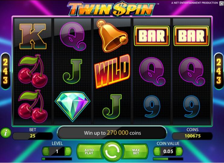 Twin-Spin-wheels