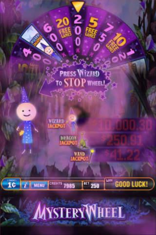 cash wizard bonus
