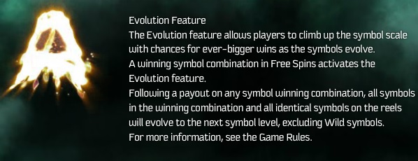 evolution feature
