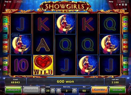 showgirls - smbls