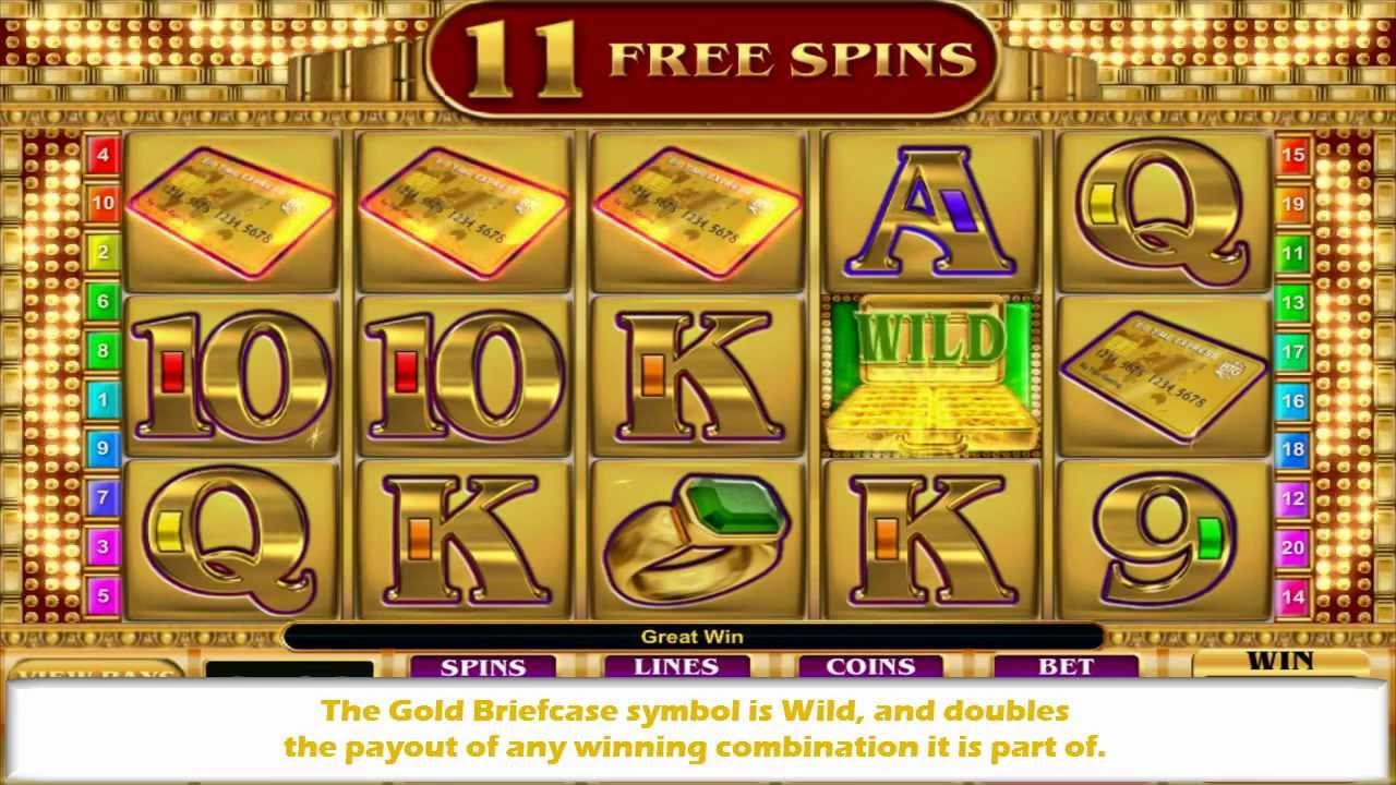 Gold-slot s-b wild