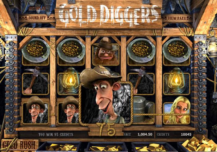 gold diggers smbl