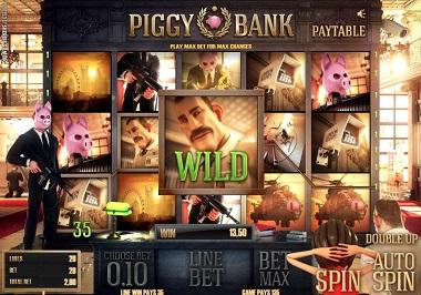 Piggy-Bank wild