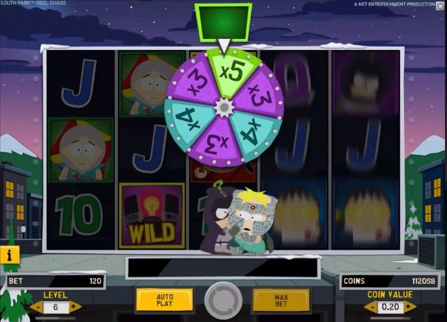 South-Park-Reel-Chaos-bonusspel