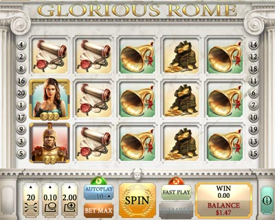 glorious-rome-slot
