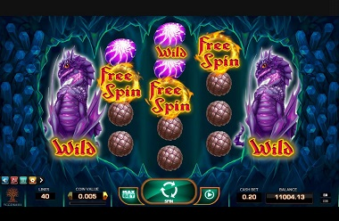 Draglings-Slot-freespins