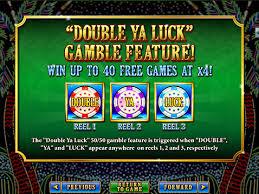 double-ya-luck-bonus