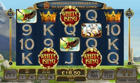 white-king-slot