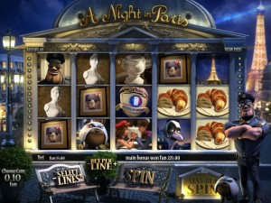 A Night in Paris 1