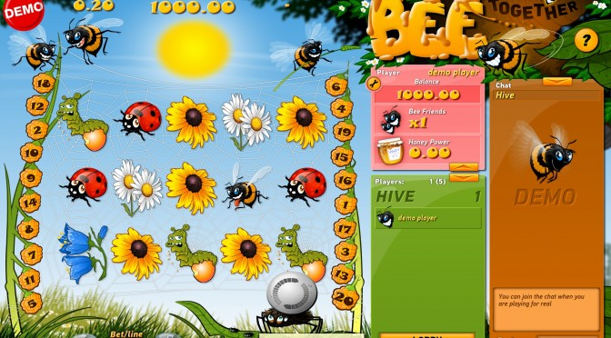 bee together 1