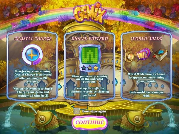 gemix-bonus
