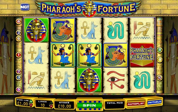 pharaohs-fortune-slot