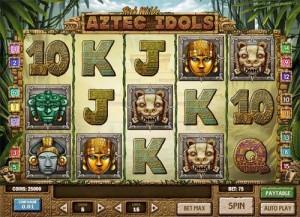 Aztec Idols 01