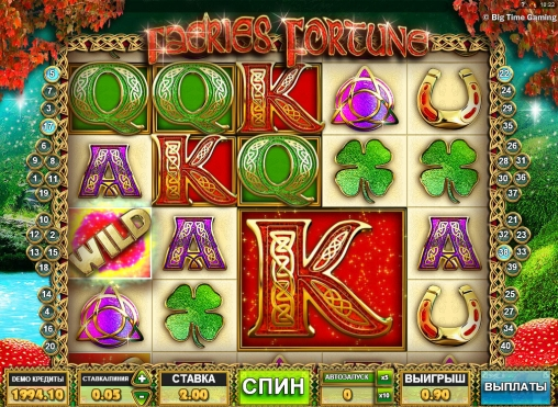 Faeries-Fortune-slot