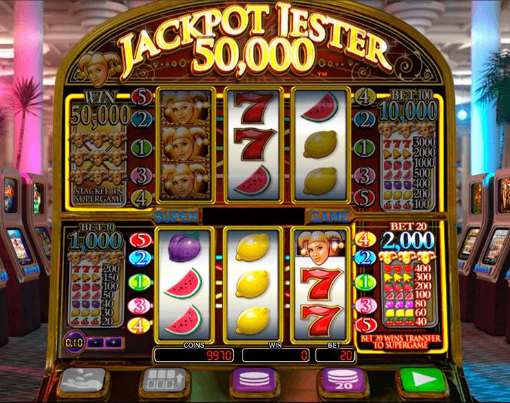 Jackpot Jester 01