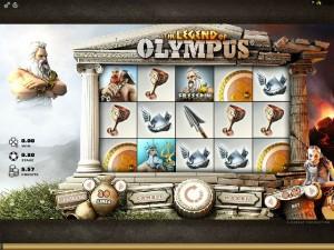 Legend of Olympus 1