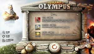 Legend of Olympus 2