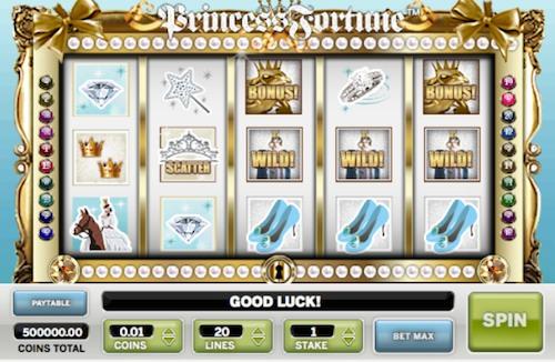 Princess-Fortune-slot