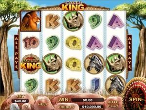 Savanna King 1