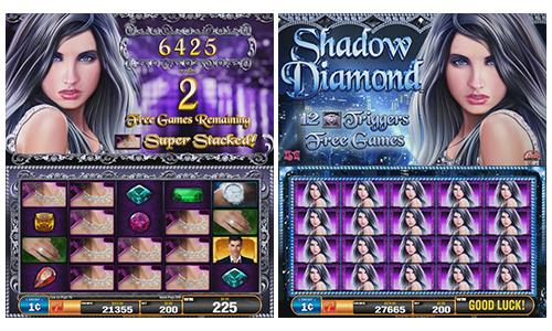 Shadow Diamond  symbls graphics