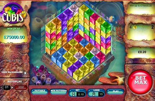 cubis-slot1