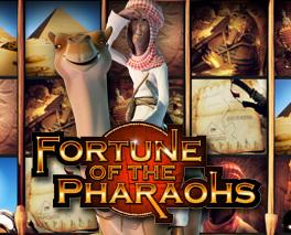 fortune-of-the-pharaohs-logo
