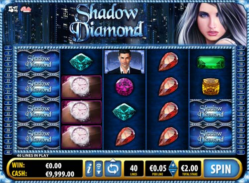 shadow diamond smbls