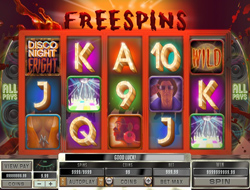 Disco-Night-Fright-freespins