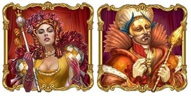 Royal-Masquerade-symboler
