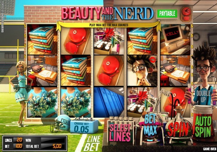 beauty-and-the-nerd-slot-use