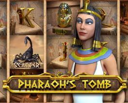 pharaohs-tomb-logo