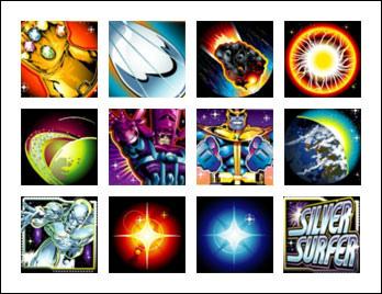 silver-surfer-symboler