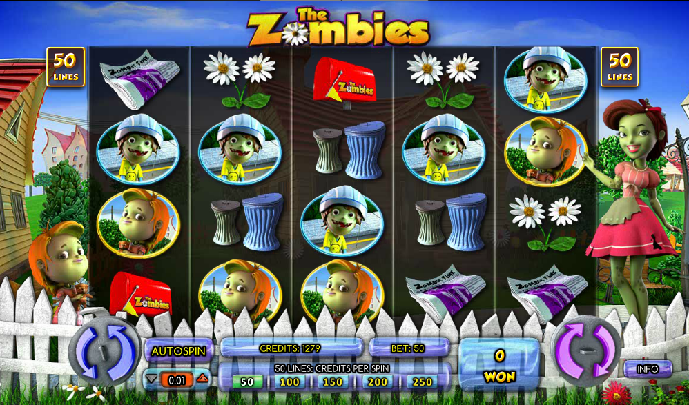 the-zombies-slot