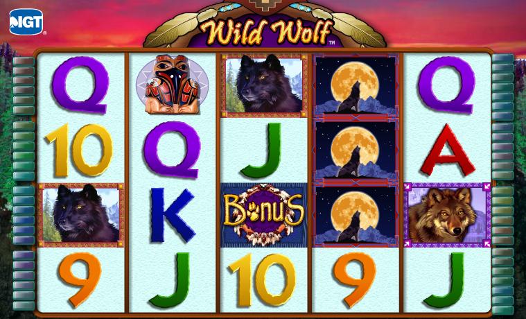 wild wolf smbl