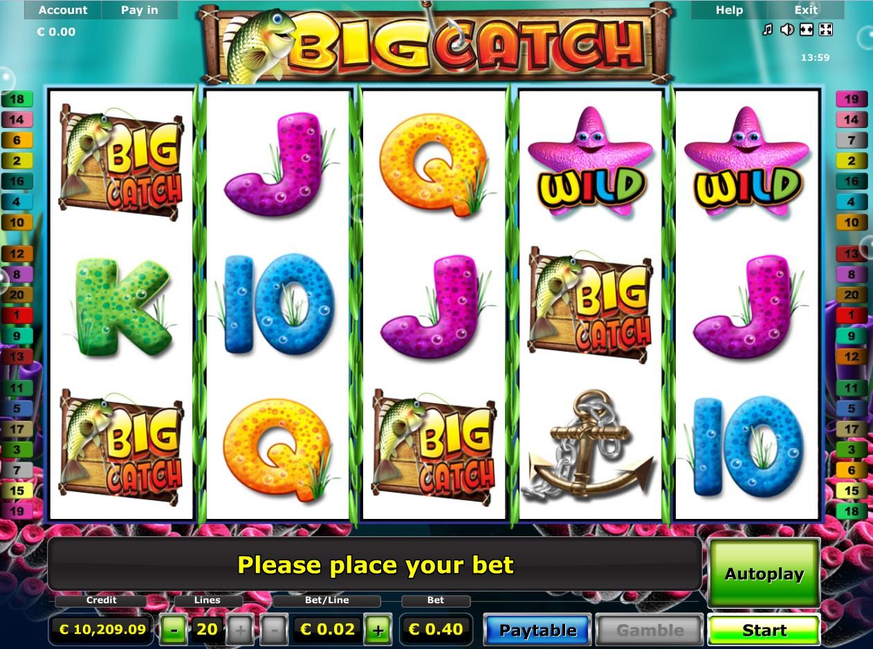 big-catch-slot