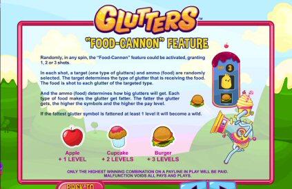 glutters-bonus
