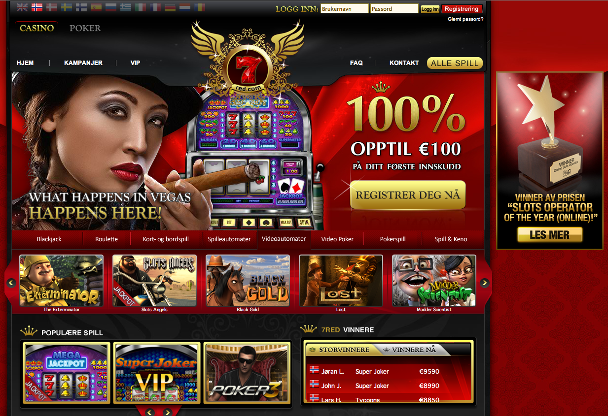 7red-casino-lobby