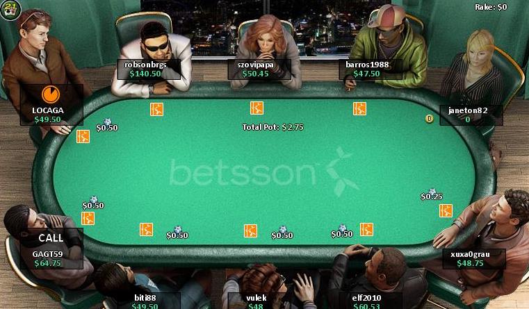 poker-betsson